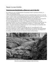 Text - Kultur am Mittelrhein Dagmar Aversano-Schreiber