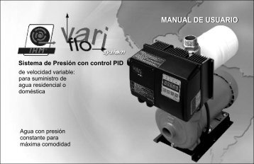 manual variflo pdf