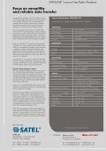 SATELLINE®-1915 - Welotec GmbH - Page 2