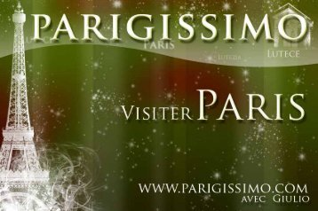 histoire - Parigissimo