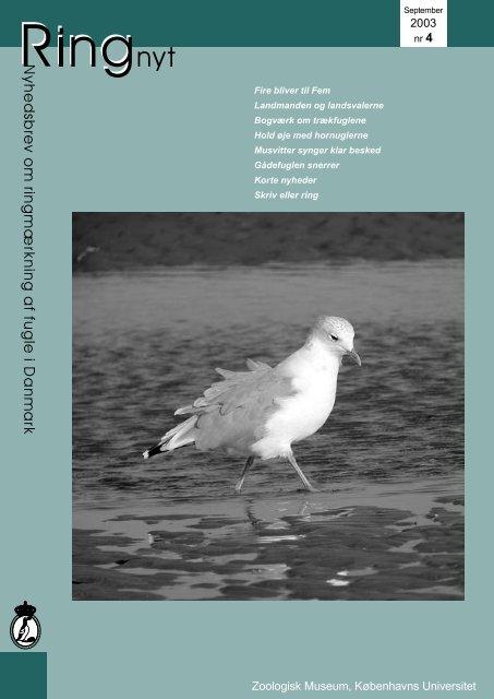 pdf version - Zoologisk Museum