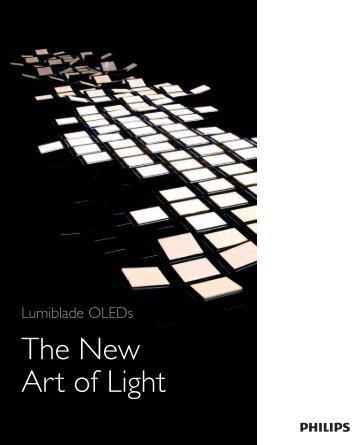 The New Art of Light - Philips Lighting