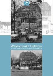 Waldschänke Hellerau - Förderverein Waldschänke Hellerau eV