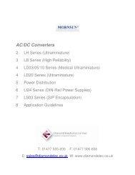 AC/DC Converters