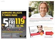 danmarks billigsTe 5Timers pakke - MEDRUNDTonline