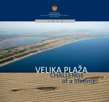 Brochure, 2011 - Velika Plaža