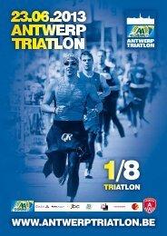 Deelnemersinformatie voor de 1/8 triatlon (PDF) - Msn