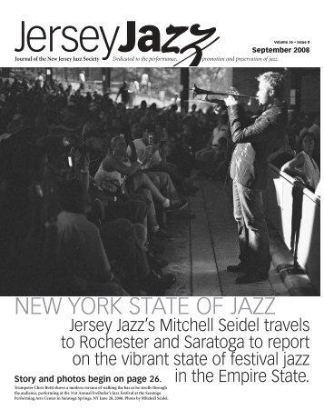 NEW YORK STATE OF JAZZ - New Jersey Jazz Society