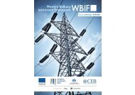Annual Report 2011 - Western Balkans Investment Framework
