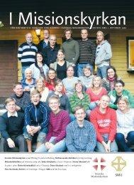 I Missionskyrkan oktober 2006 som pdf - Svenska Missionskyrkan