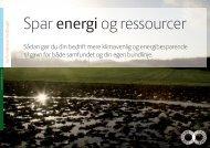 Spar energi og ressourcer - Erhvervsstyrelsen