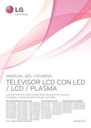 TELEVISOR LCD CON LED / LCD / PLASMA - static.highspeedb...