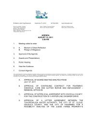 AGENDA AUGUST 10, 2011 5:00 PM 1. Meeting called to order 2. A ...