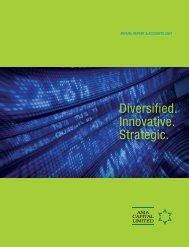 Annual Report - 2007 - Asia Capital