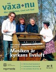 Växa.nu nr 8 som PDF - Svenska Missionskyrkan