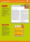 NACHT DER SINNE - Lernwerkstatt im Wasserschloss - Seite 3