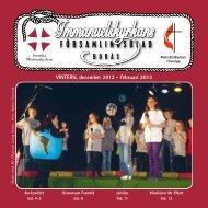 Församlingsbladet 5-12 - Svenska Missionskyrkan