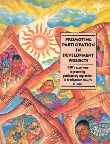 Promoting Participation in Development Projects - ANGOC