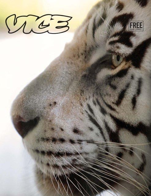 VOLUME 8 NUMBER 2 - Vice