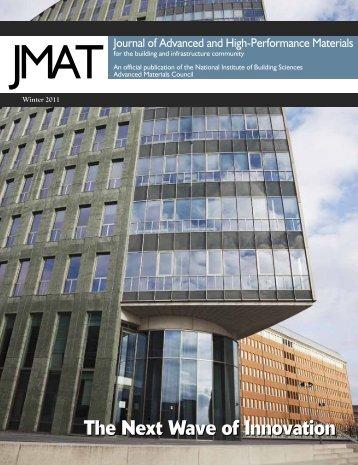Journal of Advanced and High-Performance Materials (JMAT ...