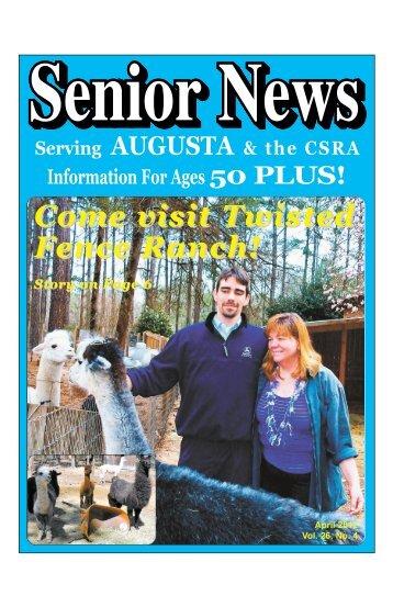 Apr - Senior News Georgia