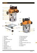 Dual Mode Precision Plunge Router - Triton Tools - Page 3
