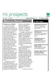 Prospects Vol08Issue16 21 February 2006 - HGCA