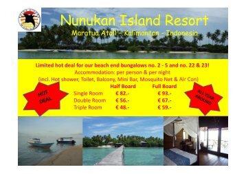 Nunukan Island Resort