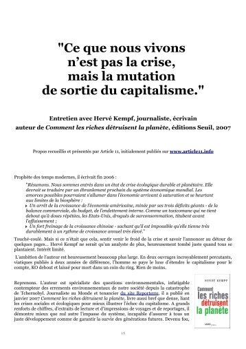 Interview_Kempf_article11.pdf PDF a4 - Les renseignements ...