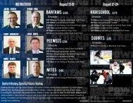 download the brochure - Fargo Force