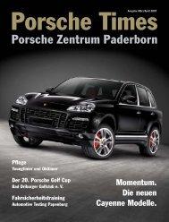 Porsche Zentrum Paderborn - Louis Internet