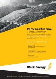 Download info-produktfolder (PDF) - Black Energy