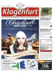 KLAGENFURT berichtet ausführlich über die vergangene Familienmesse