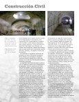 Excelencia en trabajos de Construcción Civiles y Subterráneos - Page 5