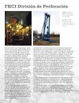 Excelencia en trabajos de Construcción Civiles y Subterráneos - Page 7