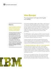 Visa Europe - CBS Interactive UK