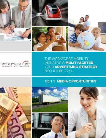 the workforce mobility industry is multi-faceted. your advertising ...