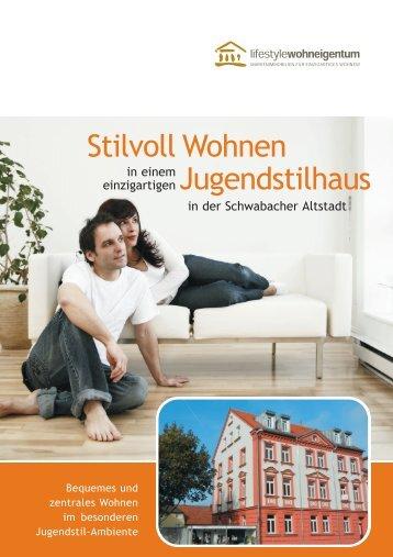 Exposé Jugendstilhaus Baudenkmal in Schwabach - Lifestyle ...