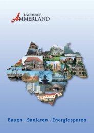 Bauen · Sanieren · Energiesparen - Landkreis Ammerland