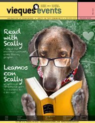Read with Scally Leamos con Scally - Vieques Events
