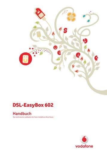 DSL-EasyBox 602 - Vodafone