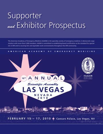 Fime exhibit for Exhibitor prospectus template