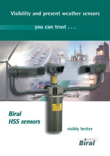 HSS Visibility Sensor Brochure.pdf - Biral