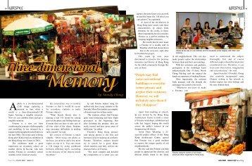 Three-dimensional Memory