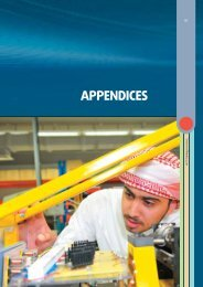 APPENDICES - Higher Colleges of Technology