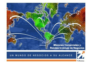Misiones Comerciales - Wines Of Argentina