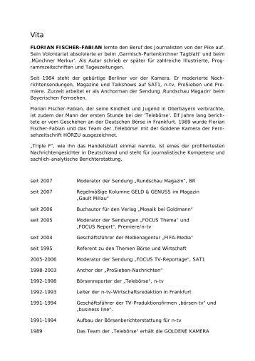 Lebenslauf als PDF - Fabian Haun