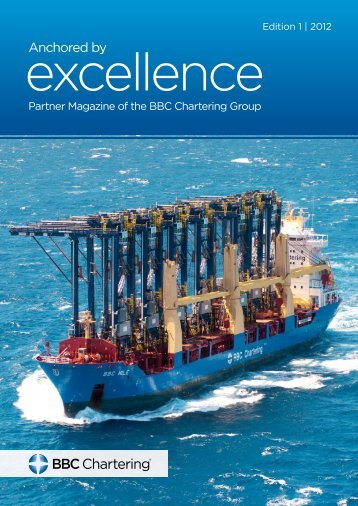 Excellence, 4th Edition - BBC Chartering