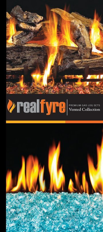 Real Fyre Brochure - RH Peterson Co.