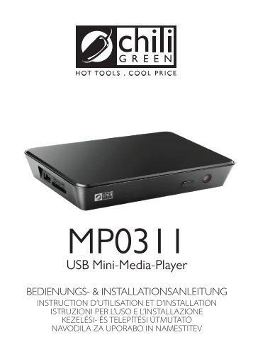 MP0311 - chiliGREEN